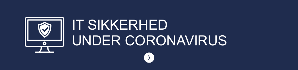 It sikkerhed under Coronavirus
